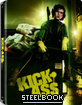 Kick-Ass - Steelbook (Region A - CA Import ohne dt. Ton) Blu-ray