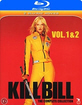 Kill Bill - The Complete Collection (SE Import ohne dt. Ton) Blu-ray