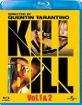 Kill Bill - Volume 1 & 2 (JP Import ohne dt. Ton) Blu-ray