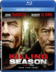 Killing Season (2013) (Blu-ray + DVD)  (Region A - CA Import ohne dt. Ton) Blu-ray