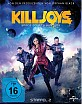 Killjoys - Space Bounty Hunters - Staffel 2 Blu-ray