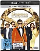 Kingsman: The Golden Circle (2017) 4K (4K UHD + Blu-ray) Blu-ray