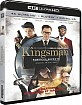 Kingsman : Services secrets (2014) 4K (4K UHD + Blu-ray + UV Copy) (FR Import) Blu-ray