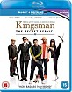 Kingsman: The Secret Service (2014) (Blu-ray + UV Copy) (UK Import ohne dt. Ton) Blu-ray