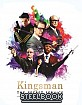 Kingsman: The Secret Service (2014) - HMV Exclusive Limited Edition Steelbook (UK Import ohne dt. Ton) Blu-ray