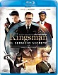 Kingsman: Servicio secreto (ES Import) Blu-ray