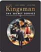 Kingsman: Servicio secreto - Exclusive Steelbook (ES Import) Blu-ray