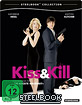 Kiss & Kill (Steelbook Collection) Blu-ray