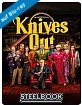 Knives Out 4K - Zavvi Exclusive Limited Edition Steelbook (4K UHD + Blu-ray) (UK Import ohne dt. Ton) Blu-ray