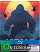 Kong: Skull Island 3D (Limited Steelbook Edition) (Blu-ray 3D + Blu-ray + UV Copy)