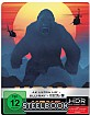 Kong: Skull Island 4K (Limited Steelbook Edition) (4K UHD + Blu-ray + UV Copy) Blu-ray
