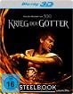 Krieg der Götter 3D - Steelbook (Blu-ray 3D), neuwertig, fehlerfrei, Innenprint