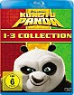Kung Fu Panda 1-3 (Collection) (3-Filme Set) Blu-ray