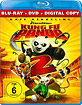 Kung Fu Panda 2 (Blu-ray + DVD + Digital Copy)