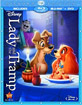Lady and the Tramp - Diamond Edition (CA Import ohne dt. Ton) Blu-ray