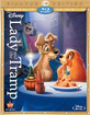 Lady and the Tramp - Three-Disc Diamond Edition (Region A - CA Import ohne dt. Ton) Blu-ray