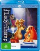 Lady and the Tramp  - Diamond Edition (AU Import ohne dt. Ton) Blu-ray