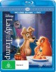 Lady and the Tramp  - Diamond Edition (Blu-ray + DVD) (AU Import ohne dt. Ton) Blu-ray