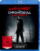 Laid to Rest + ChromeSkull: Laid to Rest 2 (Doppelset) Blu-ray