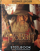 Le Hobbit: Un voyage inattendu - Ultimate Steelbook Edition (Gandalf) (Blu-ray + DVD + Digital Copy) (FR Import ohne dt. Ton)