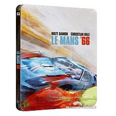 Le Mans 66 4k Zavvi Exclusive Limited Edition Steelbook 4k Uhd Blu Ray Uk Import Blu Ray Film Details