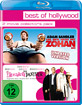 Leg dich nicht mit Zohan an & Der Rosarote Panther (Best of Hollywood Collection) Blu-ray