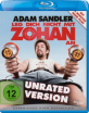 Leg dich nicht mit Zohan an - Unrated Version (Single Edition) Blu-ray
