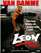 Leon (1990) - Limited Mediabook Edition (Cover A) (Neuauflage) Blu-ray