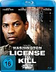 License to Kill (Neuauflage) Blu-ray