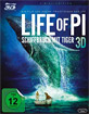 Life of Pi: Schiffbruch mit Tiger 3D (Blu-ray 3D + Blu-ray)