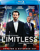 Limitless / Sans limites - Unrated Extended Cut (Region A - CA Import ohne dt. Ton) Blu-ray