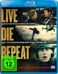Live Die Repeat - Edge of Tomorrow 3D (Blu-ray 3D + Blu-ray + UV Copy) Blu-ray