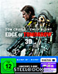 Live Die Repeat - Edge of Tomorrow 3D - Limited Edition Steelbook (Blu-ray 3D + Blu-ray + UV Copy) Blu-ray