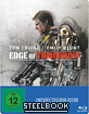 Live Die Repeat - Edge of Tomorrow - Limited Edition Steelbook Blu-ray