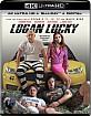 Logan Lucky (2017) 4K (4K UHD + Blu-ray + UV Copy) (US Import ohne dt. Ton) Blu-ray