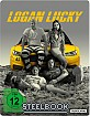 Logan Lucky (2017) (Limited Steelbook Edition) Blu-ray
