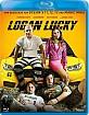 Logan Lucky (2017) (CH Import) Blu-ray