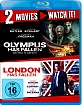 London Has Fallen + Olympus Has Fallen - Die Welt in Gefahr (Doppelset) (Neuauflage), OVP in Folie!