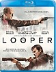 Looper (2012) (CZ Import ohne dt. Ton) Blu-ray