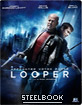 Looper (2012) - Steelbook (Blu-ray + DVD) (FR Import ohne dt. Ton)