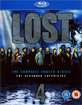 Lost - The Complete Fourth Series (UK Import ohne dt. Ton) Blu-ray