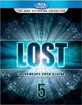 Lost - The Complete Fifth Season (Collectors Edition with Dharma Luggage Tag) (US Import ohne dt. Ton) Blu-ray