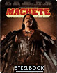 Machete - Amazon Japan Exclusive Limited Edition Steelbook (Region A - JP Import ohne dt. Ton) Blu-ray