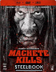 Machete Kills - Edition limitée Steelbook (Blu-ray + DVD + Digital Copy) (FR Import ohne dt. Ton)