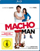 Macho Man (2015) Blu-ray