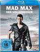 Mad Max 2 - Der Vollstrecker (Neugeprüfte Auflage) Blu-ray