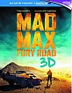 Mad Max: Fury Road 3D (2015) (Blu-ray 3D + Blu-ray + UV Copy) (UK Import ohne dt. Ton) Blu-ray