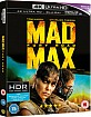 Mad Max: Fury Road (2015) 4K (4K UHD + Blu-ray + UV Copy) (UK Import ohne dt. Ton) Blu-ray