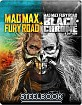 Mad Max: Fury Road Black & Chrome Edition - Zavvi Exclusive Steelbook (UK Import ohne dt. Ton) Blu-ray
