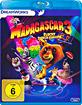 Madagascar 3 - Flucht durch Europa (Neuauflage) Blu-ray